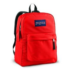 Red Classic SuperBreak Backpack