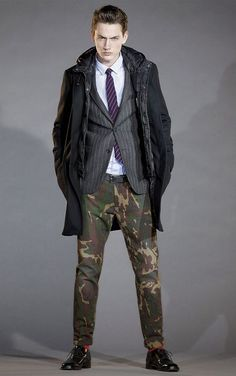 #Camo #mens #fashion
