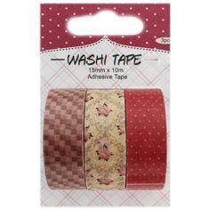 Antique Pink Washi Tapes