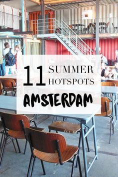"""Where to go during summer in Amsterdam? Find a list on travel blog http://www.yourlittleblackbook.me to see where all the great hotspots, restaurants, bars and other must visit places are. Planning a trip to Amsterdam? Check http://www.yourlittleblackbook.me/ & download """"The Amsterdam City Guide app"""" for Android & iOs with over 550 hotspots: https://itunes.apple.com/us/app/amsterdam-cityguide-yourlbb/id1066913884?mt=8 or https://play.google.com/store/apps/details?id=com.app.r3914JB"""