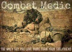Combat Medic - Angels of the battlefield..... TheDailySnafuNews ...