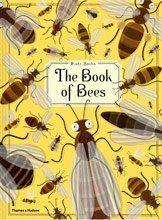 Piotr Socha's The Book of Bees is a beautifully large (almost A3), glorious celebration of the bee. Crammed full of delicious facts, stunning detail and Socha's wonderfully quirky illustrations, this non-fiction picture book is simply absorbing.