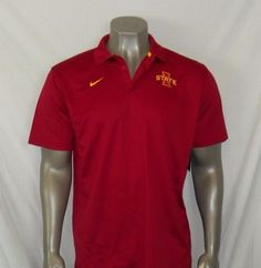 Item specifics    									 			Condition:  												 																	 															  															 															 																New: A brand-new, unused, unopened, undamaged item (including handmade items). See the seller's  																  																		... - #Fitness https://lastreviews.net/sports-fitness/fitness/iowa-state-cyclones-nike-dri-fit-performance-polo-new-with-tags/