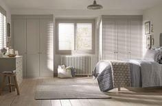 Shaker Fitted Bedroom Range | Essence Collection | Sharps