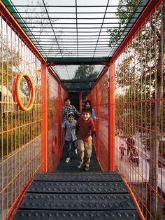 Galeria de Parque Bicentenário Infantil / ELEMENTAL - 11