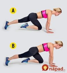 A Workout That Replaces 1 Hour in the Gym Cardio, Tabata, Pilates, 4 Minute Workout, Fitness Tips, Health Fitness, Stomach Muscles, Military Training, 30 Day Challenge