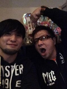Sho Tanaka & Satoshi Kojima
