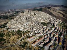 Gangi. Sicily.