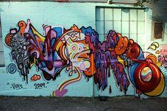 Flickr Seattle Graffiti | Veks; Seattle, WA, US