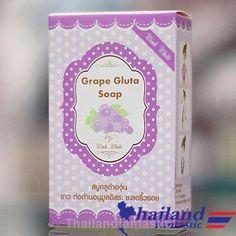 Skin Lightening Brightening Anti Aging Whitening Glutathione Gluta Grape Soap  Price:US $5.99  http://www.ebay.com/itm/161898598633  #ebay #paypal #Thailandfantastic #Lightening #Brightening #Aging #Whitening #Glutathione #Gluta #Grape #Health #Beauty #Body  Signature https://www.facebook.com/ThailandFantastic https://twitter.com/ThaiFantastic https://plus.google.com/u/0/+NarongchaiViriyarojanakul/ https://instagram.com/thailandfantastic/ https://www.pinterest.com/thaifantastic/