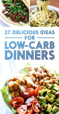 27 Low-Carb Dinners That Are Actually Delicious