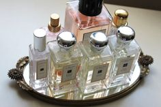 Lil Lady's Life: My Perfume Collection