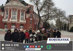 Koşukavak Turizm - Varna Turu 4 - 2016