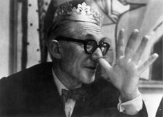 Le Corbusier: was an architect, designer, painter, urban planner, writer, and one of the pioneers of what is now called modern architecture.