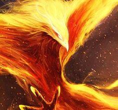 Phoenix, a leaderful yet magical creature. Mythical Creatures Art, Mythological Creatures, Fantasy Creatures, Phoenix Artwork, Phoenix Images, Phoenix Rising, Dark Phoenix, Phoenix Force, Phoenix Tattoo Design
