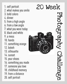 Photography Challenge - and ... begin! Fun to have the students do with their ipads