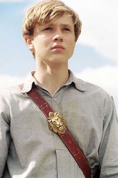 Peter Pevensie <3 Though I don't believe Disney pictures did a great job representing his true character as displayed in the novels... I'm in love with him nonetheless :)