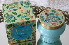 Avon - Vintage - Pot de Crème 'Oiseau de Paradis' - Années 60