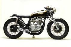 Honda CB550.
