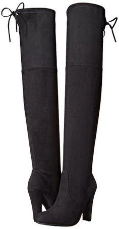 Amazon.com: Steve Madden Women's Gorgeous Winter Boot, Black, 6.5 M US: Steve Madden: Shoes