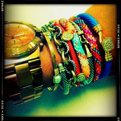 Arm Candy pure awesomeness