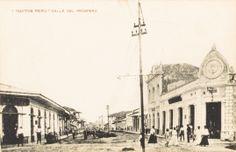 Calle Del Próspero. Iquitos, Perú. Vista general [fotografía]