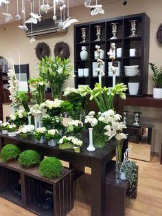 The florist shop!