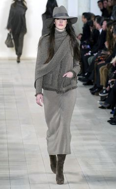 Ralph Lauren - NYFW Otoño / Invierno 2015-2016 - www.so-sophisticated.com