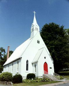 Iglesia Stras Memorial Episcopal, 211 Central Ave; Tazewell, VA 24651Tazewell, Condado de Tazewell, Virginia EE.UU.