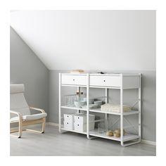 ELVARLI 2 sektioner IKEA