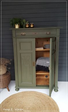 Recycled Furniture, New Furniture, Furniture Makeover, Painted Furniture, Country Interior, Diy Interior, Interior Design, Beautiful Houses Interior, My New Room