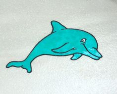 Home decal decor Dolphin window cling decal, suncatcher, kids room decal, Bathroom tile decal, window decoration, mirror ornament