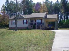 4 Bedroom Log Home for sale in Lincolnton NC 4 bedroom home for