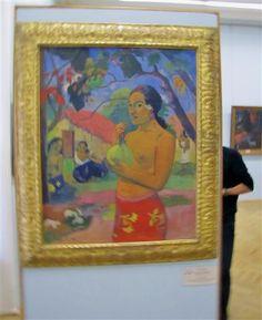 Gauguin, the Hermitage