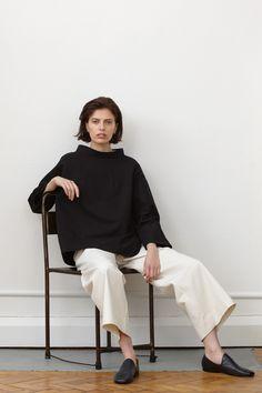 Studio Nicholson - Pre - Spring/Summer 2016 Ready-To-Wear - NYFW (Vogue.co.uk)