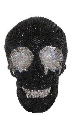 ☆ Human Skull Decoration :¦: By Lauren Baker ☆