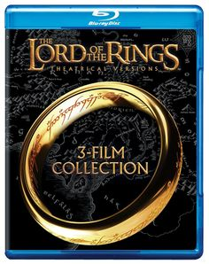 The Lord of the Rings Trilogy on Blu-Ray (Theatrical)