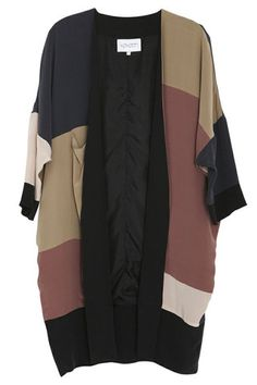KOKOON Kimono coat, Patchwork  http://shop.goodasgold.co.nz/