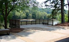 Imagine your dream wedding on the Roswell River Landing Observation Deck overlooking the Chattahoochee River.  Roswell GA
