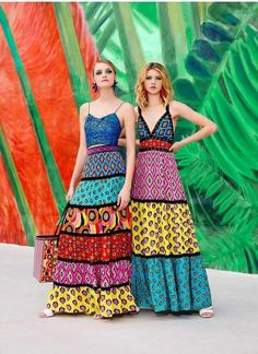 Shop womens dresses from Alice + Olivia for a stylish look for any occasion, from flowing evening numbers to bright sundresses. Fashion 2020, Look Fashion, Runway Fashion, Womens Fashion, Fashion Design, Mode Kimono, Casual Dresses, Fashion Dresses, Summer Outfits