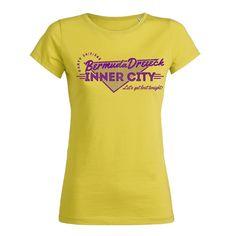 c o n t r a d a | Wien | Innere Stadt | Bermuda Dreieck | T-Shirt V Neck, Tops, Women, Fashion, City, Moda, Fashion Styles, Fashion Illustrations, Woman