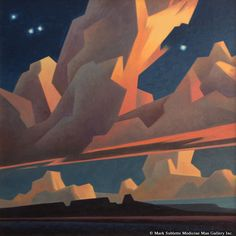 Ed Mell... Clouds