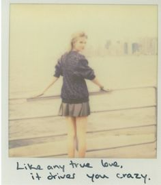 Taylor Swift Polaroid 65 - Welcome To New York #1989