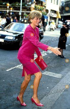 Princess Diana Anthropologist Institute Photo: Dave Chancellor / Alpha / Globe Photos Inc Princessdianaretro