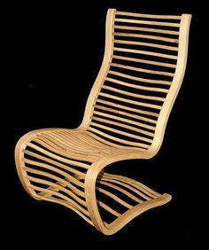 Incredibly comfortable and stylish chair
