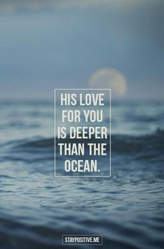 bible verses about the ocean. Faith Quotes, Bible Quotes, Me Quotes, Bible Verses, Ocean Quotes, Healing Scriptures, Sassy Quotes, And So It Begins, How He Loves Us