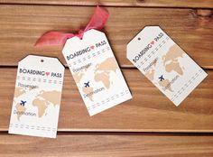 20 idee handmade per un matrimonio a tema viaggi | Wedding Wonderland