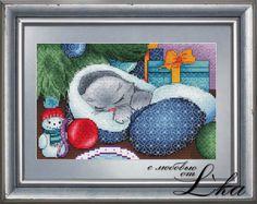 Gallery.ru / Новогодние сны - ручная прорисовка - L-ka