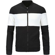 Partiss Men's Slim Fit Stitching Jacket Chinese XL Black ... https://www.amazon.com/dp/B01LEKT7X0/ref=cm_sw_r_pi_dp_x_OF51xbYX43Y36