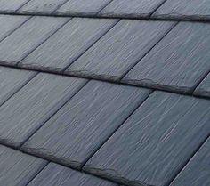 Nice Synthetic Slate Roofing Tiles